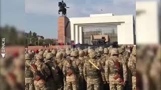 Курьезные случаи с момента ввода войск в Бишкек
