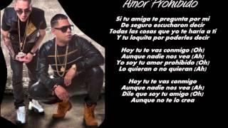 Baby Rasta y Gringo -- Amor Prohibido (Letra) (Lyrics) ★Reggaeton 2014★
