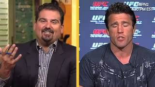 Chael Sonnen or Dan Lebetard... Who