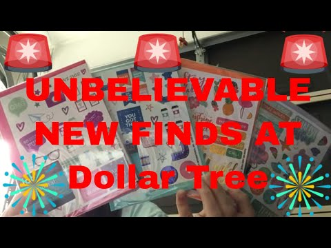 Dollar Tree  Haul CLOSED || BEWARE Michaels & $$ Craft Stores! Dollar Tree Has Is It FOR ONE DOLLAR