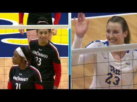 Cincinnati v. Pittsburgh - Full replay - 2019 NCAA volleyball tournament 2nd round