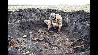 Раскопки в полях Второй Мировой Войны Фильм 42/Excavation in fields of World War II the Film 42