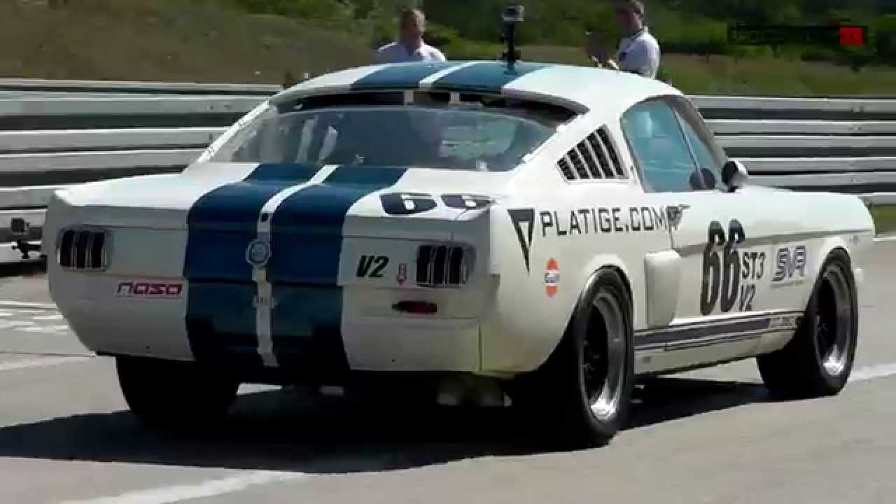 ford mustang race car pure v8 sound youtube. Black Bedroom Furniture Sets. Home Design Ideas