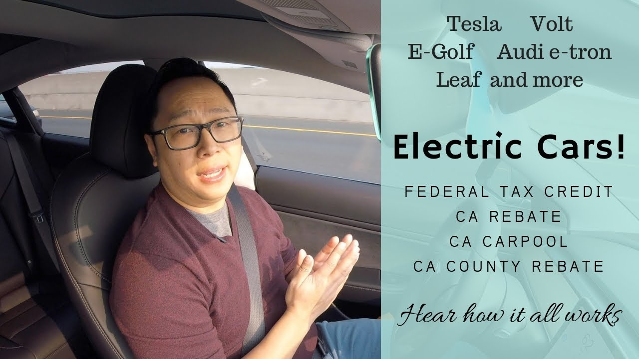 Federal Electric Vehicle Tax Credit And More Money Benefits