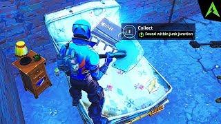 FORTBYTE #08.. Location * SECRET * in Fortnite!
