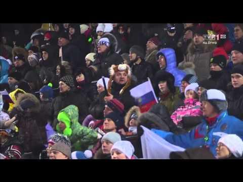 Dawid Kubacki - dangerous fall - Nizhny Tagil 2014