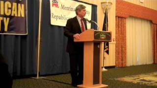 Jim Bender Merrimack County GOP Breakfast 2-11-10