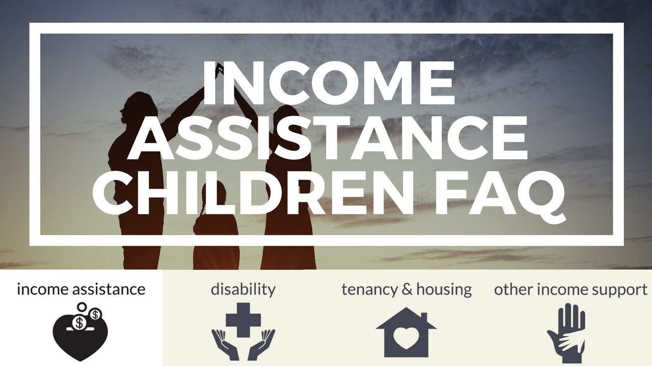 Income Assistance - Ask an Advocate
