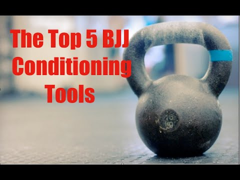 Top 5 BJJ Conditioning Tools