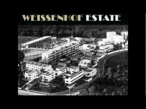 Weissenhof Estate - Deutscher Werkbund 1927