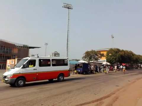 Accra central, Hockey stadium and area...