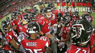 Atlanta Falcons 2015 highlights