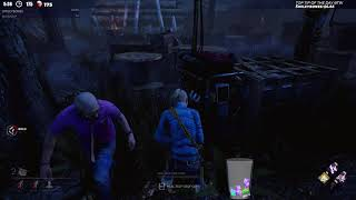 Dead by Daylight RANK 1 SURVIVOR! - 3VS1 WITH GOOD TEAMMATES!