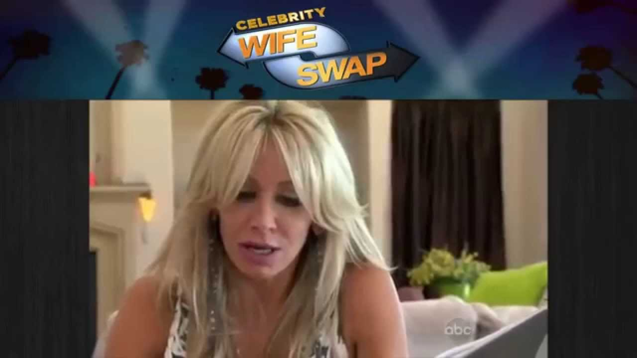 Celebrity Wife Swap USA S02E02 Coolio and Mark McGrath ...