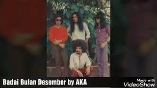 AKA - Badai Bulan Desember HQ Lyrics