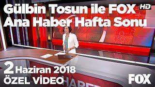 Emre Alkin: Merkez Bankası geç kaldı... 2 Haziran 2018 Gülbin Tosun ile FOX Ana Haber Hafta Sonu