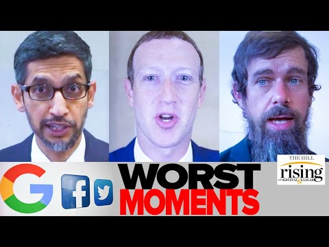 Krystal and Saagar: The WORST Moments From The Big Tech Congressional Hearing