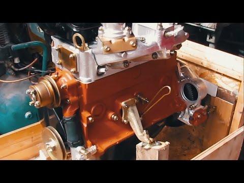 Как НА САМОМ ДЕЛЕ нужно ремонтировать двигатель Советского автомобиля, Москвич 408.