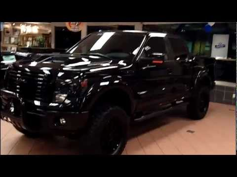 2013 Ford F-150 Tuscany Black Ops - YouTube