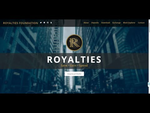 Royalties Coin CAUTION!!! Be Careful People...