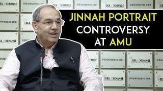 Jinnah Portrait Controversy Is Irrelevant & A Non-issue Says Tariq Mansoor, VC Of AMU