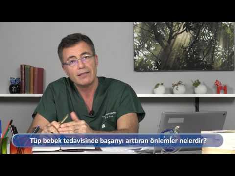 Tüp Bebek Tedavisinde Başarıyı Arttıran Önlemler - Prof. Dr. Cem Fıçıcıoğlu