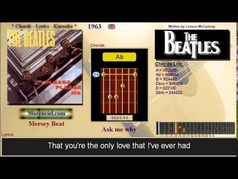 The Beatles - Ask me why #0375