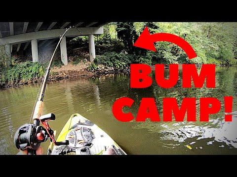 King Salmon Fishing UNDER A BRIDGE! Underwater Footage | BOBBER DOWN | 4K