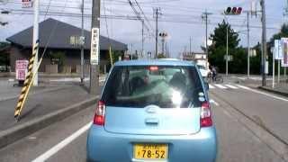 10 3 002 銀線名人 郵便局からヤマキシへそしてホームインホーマーへ 0.6ワイドレンズ