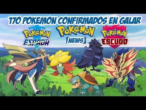 Los 170 Pokémon ya confirmados en la Pokedex de Galar y ojo se vienen  muchos más