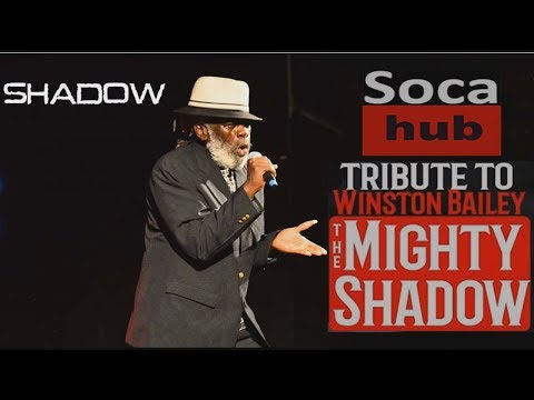 Best of Mighty Shadow Greatest Hits - Old Soca Mix Tribute to Mighty Shadow R.I.P