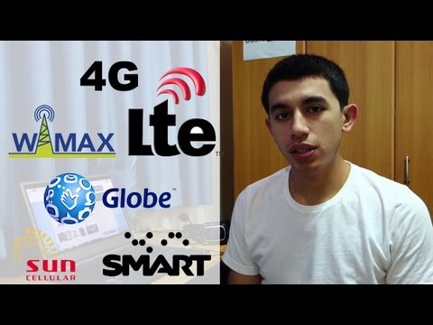 What is 4G - LTE, WiMAX, HSPA+, HSDPA & 3G Explained