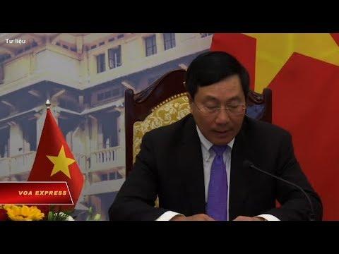 Ngoại trưởng Việt Nam sắp thăm Mỹ (VOA)