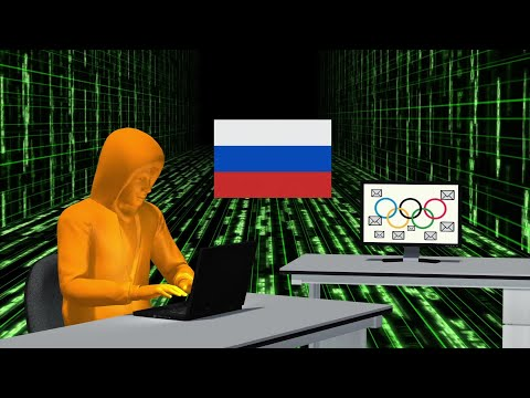Hackers are targeting the 2018 Winter Olympics