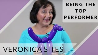 Being The Top Performer | Veronica Sites