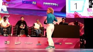 Roxy vs LiL Zoo | R16 Korea 2014