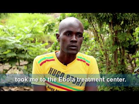 Testimony of Saah Tamba, Ebola survivor in Liberia