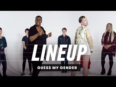 Guess My Gender | Lineup | Cut