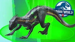 CATCHING INDORAPTOR!!! - Jurassic World Alive | Ep18 ( Jurassic GO )