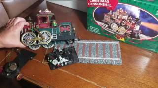 Mr. Christmas, Christmas Cannonball Part 1 Video