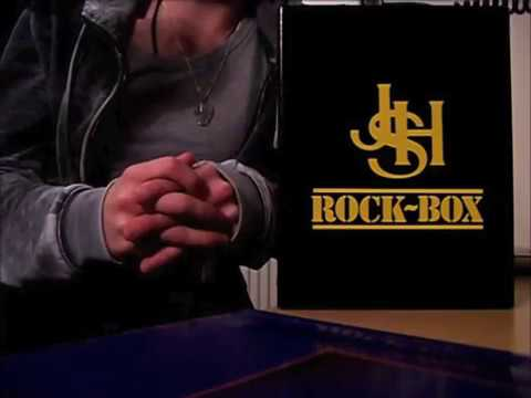 Creating Hysteria With The Rock-Box