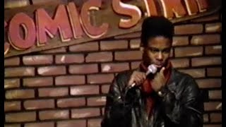 Chris Rock Live at the Comic Strip (1989) | Reelblack Exclusive #HappyBirthdayChrisRock