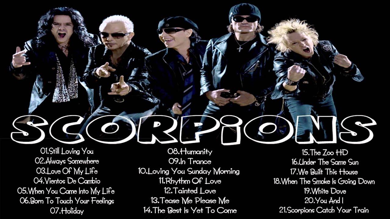 Scorpions (band) - Wikipedia