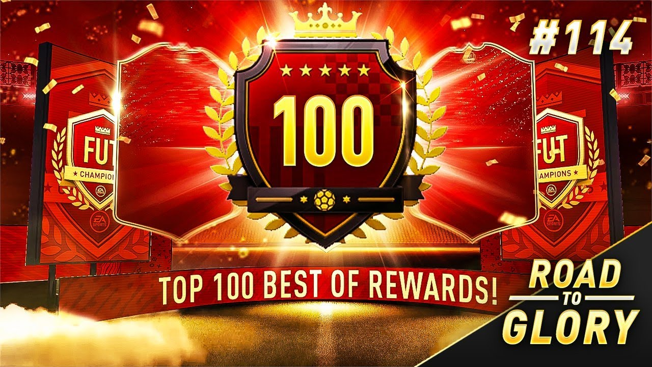 TOP 100 SUMMER HEAT REWARDS ON THE ROAD THE GLORY! FIFA 20 ULTIMATE TEAM #114