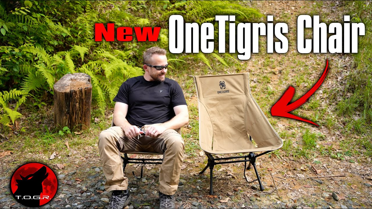 Definitely Different! - The New OneTigris Highback Chair - Versus