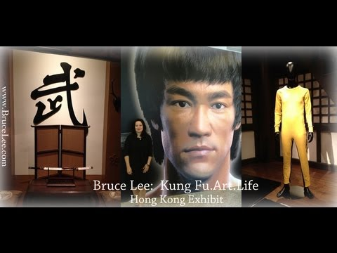 Bruce Lee Kung Fu. Art. Life.