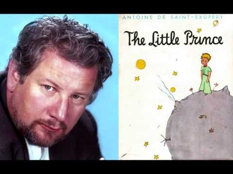 The Little Prince  book narrated by Peter Ustinov