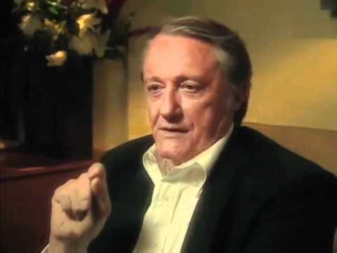 "Robert Vaughn discusses getting cast on ""The Man from U.N.C.L.E."" - EMMYTVLEGENDS.ORG"