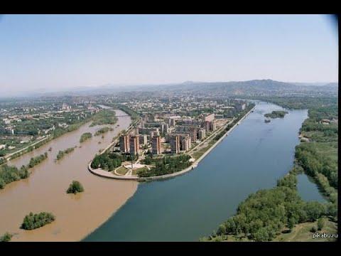 Река Иртыш, рядом со мной