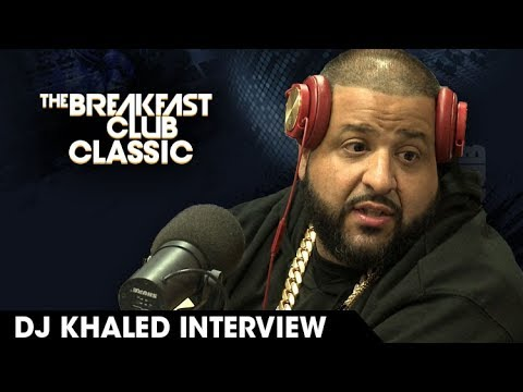 Breakfast Club Classic: DJ Khaled Explains Why He Doesnt Go Down On His Wife